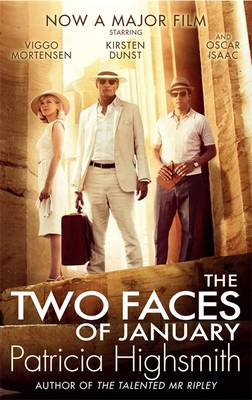 The Two Faces of January (BOK)