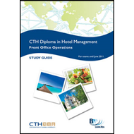 Confederation of Tourism and Hospitality (CTH) - Front Office Operations: Study Text (BOK)