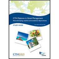 Confederation of Tourism and Hospitality (CTH) - Facilities and Accomodation Operations: Study Text (BOK)