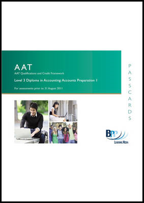 AAT - Accounts Preparation I: Passcards (BOK)