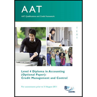 AAT - Credit Management and Control: Study Text (BOK)