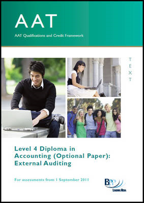 AAT - External Auditing: Study Text (BOK)