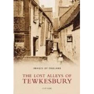 Lost Alleys of Tewkesbury (BOK)