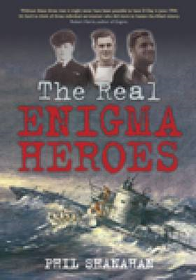 The Real Enigma Heroes (BOK)
