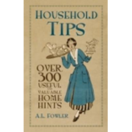 Household Tips: Over 300 Useful and Valuable Home Hints (BOK)