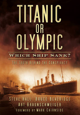 Titanic or Olympic: Which Ship Sank? (BOK)