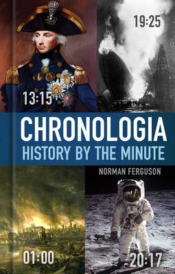 Chronologia: History by the Minute (BOK)