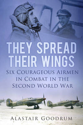 They Spread Their Wings: Six Courageous Airmen in Combat in the Second World War (BOK)