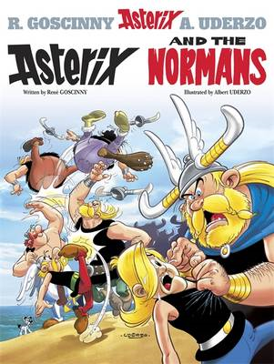 Asterix: Asterix and the Normans (BOK)