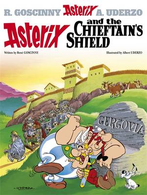 Asterix and the Chieftain's Shield (BOK)