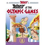 Asterix at the Olympic Games (BOK)