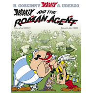 Asterix and the Roman Agent (BOK)