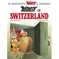 Asterix in Switzerland (BOK)