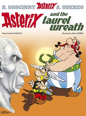 Asterix and the Laurel Wreath (BOK)