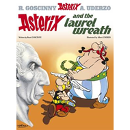 Asterix: Asterix and the Laurel Wreath (BOK)