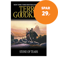 Produktbilde for Stone of Tears - Book 2 The Sword of Truth (BOK)