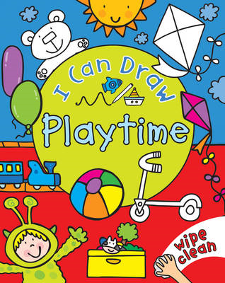 I Can Draw Playtime (BOK)