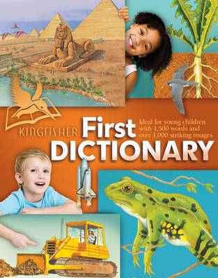 Kingfisher First Dictionary (BOK)