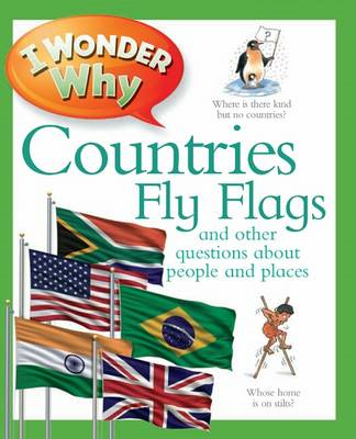 I Wonder Why Countries Fly Flags (BOK)
