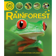 Life Cycles: Rainforest (BOK)