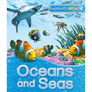 Explorers: Oceans and Seas (BOK)