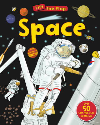 Space (Lift the Flap) (BOK)