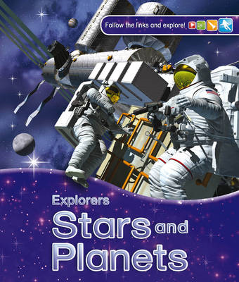 Explorers: Stars and Planets (BOK)