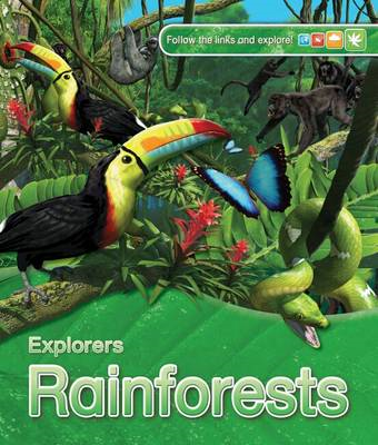 Explorers: Rainforests (BOK)