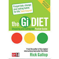 Gi Diet Shopping and Eating Out Pocket Guide (BOK)