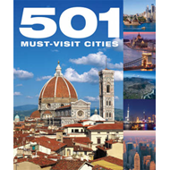 501 Must Visit Cities (BOK)
