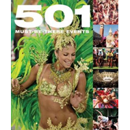 501 Must-be-there Events (BOK)