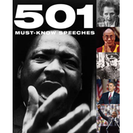 501 Must-know Speeches (BOK)