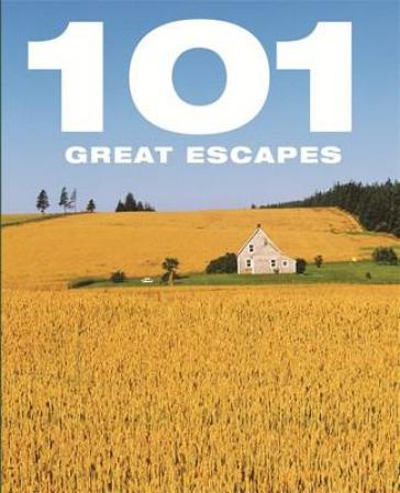 101 great escapes (BOK)