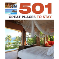 501 Great Places to Stay (BOK)