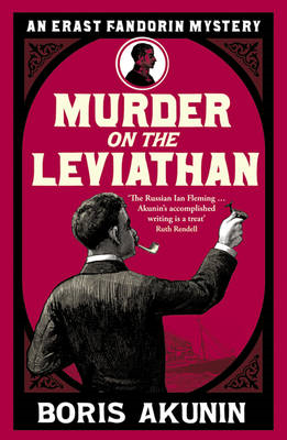 Murder on the Leviathan (BOK)