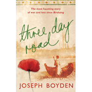 Produktbilde for Three Day Road (BOK)