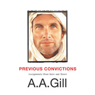 Previous Convictions: Writing with Intent (BOK)