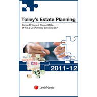 Tolley's Estate Planning 2011-12 (BOK)
