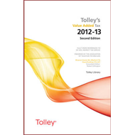 Tolley's Value Added Tax 2012 (BOK)