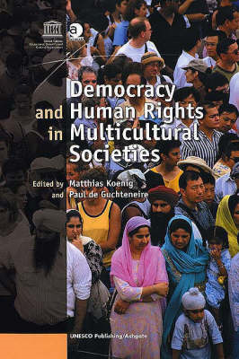 Democracy and Human Rights in Multicultural Societies (BOK)