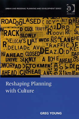 Reshaping Planning with Culture (BOK)