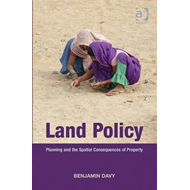 Land Policy: A German Perspective on Planning and Property (BOK)