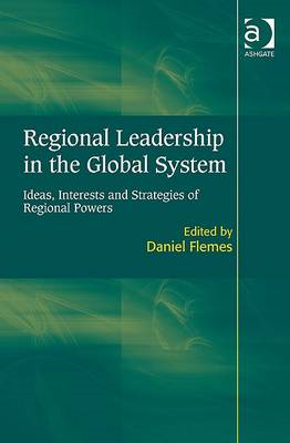 Regional Leadership in the Global System: Ideas, Interests and Strategies of Regional Powers (BOK)