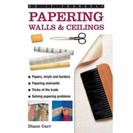 Do-it-yourself Papering Walls & Ceilings: A Practical Guide to All You Need to Know About Papering T (BOK)