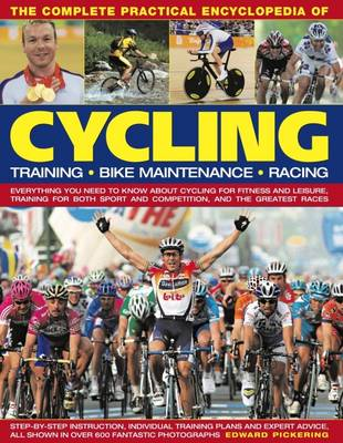 Complete Practical Encyclopedia of Cycling (BOK)