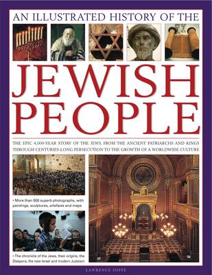 Illustrated History of the Jewish People (BOK)