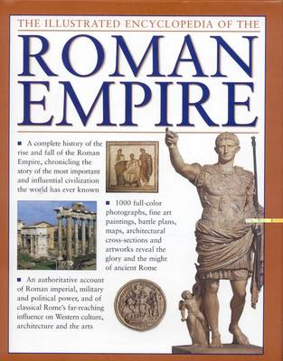 Illustrated Encyclopedia of the Roman Empire (BOK)