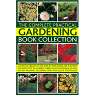 The Complete Gardening Book Box: Everything You Need to Know to Create and Maintain a Stunning Garde (BOK)