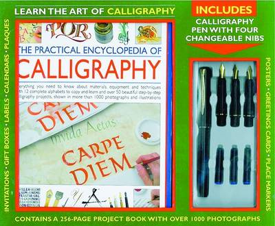 Kit: The Practical Encyclopedia of Calligraphy (BOK)