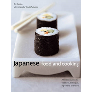 Japanese Food and Cooking (BOK)